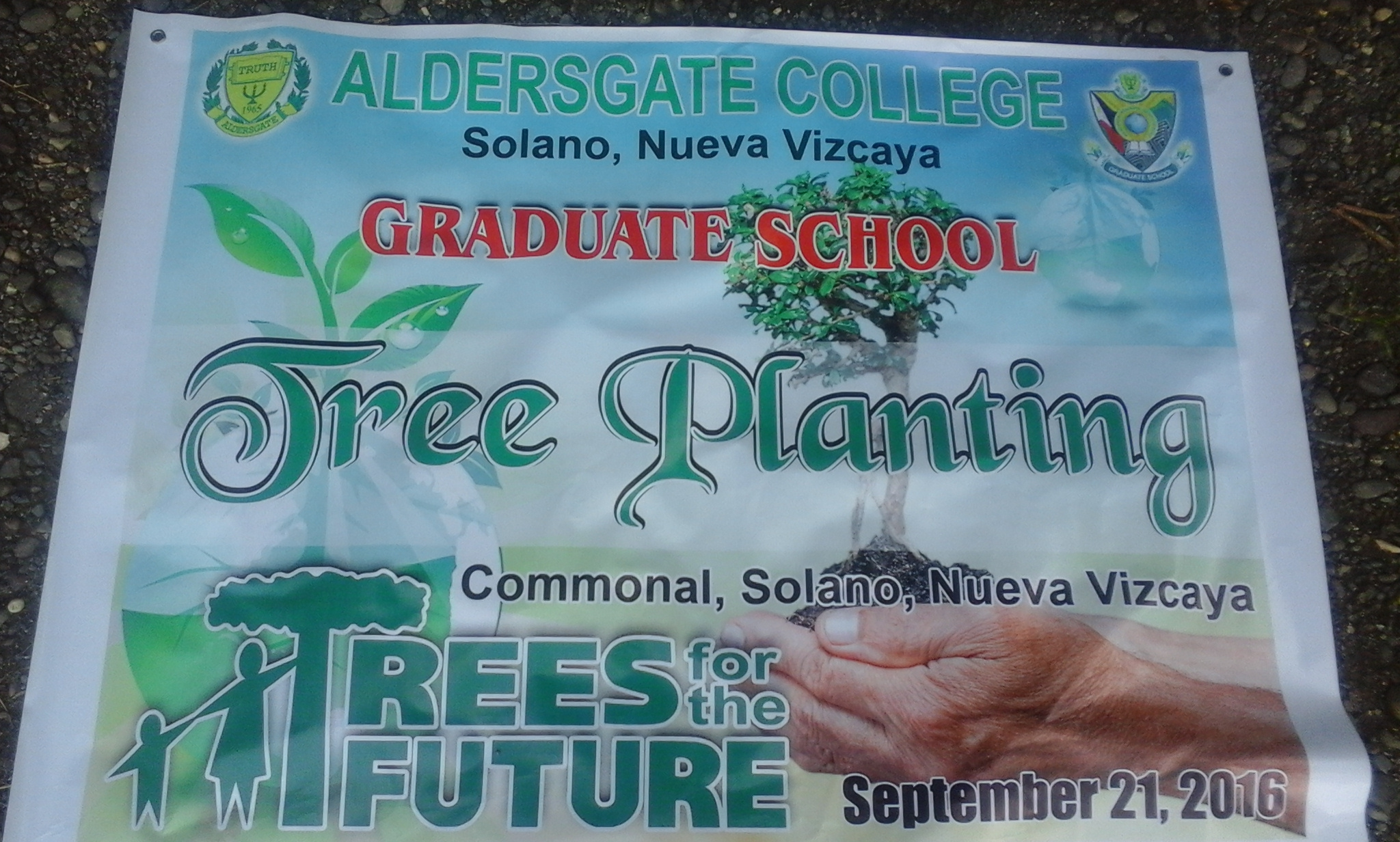 <span>Tree Planting</span>Nuvelco Holds Cleaner & Greener Drive